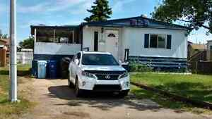 Mobile home for sale or rent to own