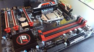 i7-6700k @4.7ghz + GA-Z170MX-Gaming 5 Motherboard combo