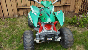 T-rex 12v power wheels