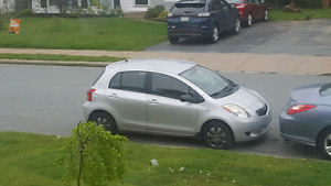2007 Toyota Yaris. New tires. Great shape. Clean car