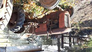 Antique tractors Kitchener / Waterloo Kitchener Area image 4