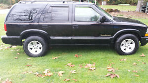 ONE OF THE FINEST 1999 Chevrolet Blazer on the market