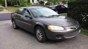 Chrysler Sebring - Perfect winter car!  West Island Greater Montréal image 1