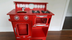 Retro Play Kitchen