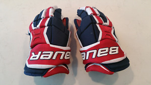 "BAUER Total One MX3 12"" hockey gloves"