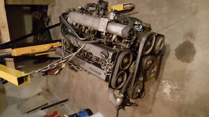 First generation 1jz with w58