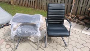 Two Brand  New Chairs for $80