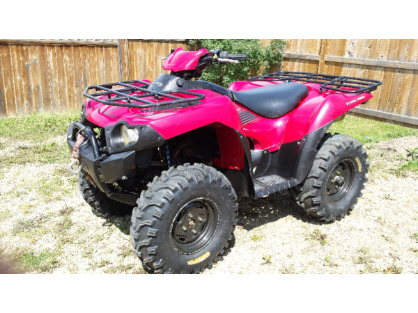 Used 2006 Kawasaki V-TWIN BRUTE FORCE