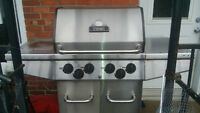 Stainless Steel Broil-Mate BBQ Inox