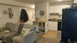 One-bedroom suite available in a New Home