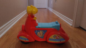 Excellent condition ride-on toys