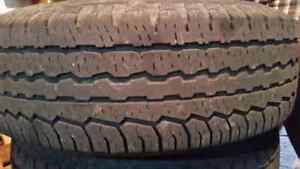 """UNIVERSAL 15"""" Eagle Alley Rims with BF Goodrich tires Kawartha Lakes Peterborough Area image 2"""