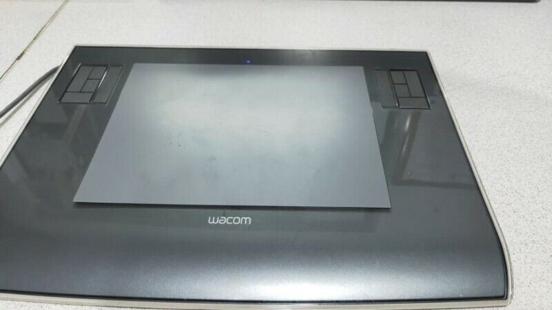 """Wacom PTZ-630 Intuos 3 Graphics Tablet 6"""" x 8"""" 5080 LPI USB 200 PPS PTZ-630/G for sale @$50 each"""
