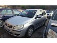 Vauxhall Corsa 1.3CDTi 2004 SXi PX Swap Anything considered