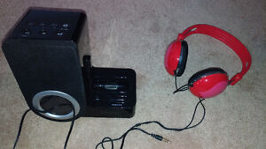 iHome IP40 with headset