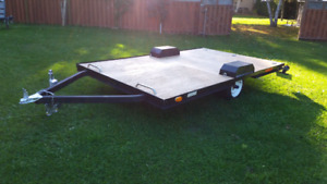 6x10 flatbed trailer