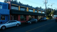 Commercial Space For Lease - Chemainus