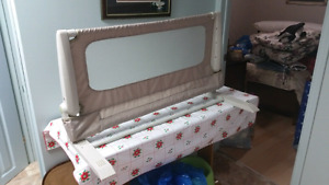 Safety first child bed rail