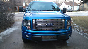 2011 Ford F-150 SuperCrew Fx4 Pickup Truck