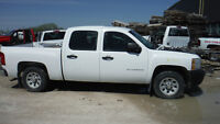 CHEVROLET AND GMC SILVERADO SIERRA TRUCKS PART OUT