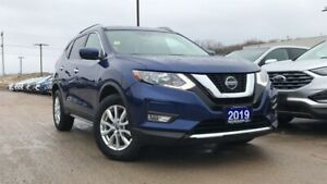 2019 Nissan Rogue SV 2.5L AWD HEATED SEATS