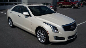 2014 Cadillac ATS Coupe modele performance Berline