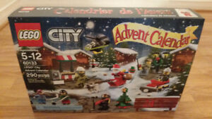 Lego City Advent Calendar 60133
