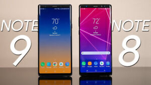 Looking for SAMSUNG NOTE 8 or NOTE 9, trade  growlights?