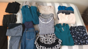 Maternity winter clothes Lot XS and small