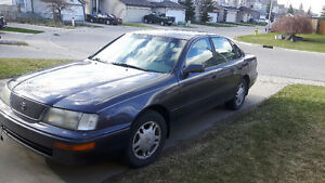 1997 Toyota Avalon XLE Sedan for only $1950