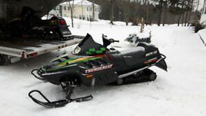 Arctic Cat  2001 Thundercat