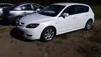 2007 Mazda 3    SOLD PENDING PAYMENT