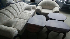 Couch and Coffee table sets