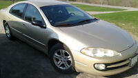 1998 Chrysler Intrepid Sedan