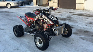 2004 HONDA TRX450R**FULLY BUILT RACE QUAD**OVER $10,000 IN PARTS