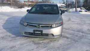 2009 HONDA CIVIC AUTOMATIC E-TESTED