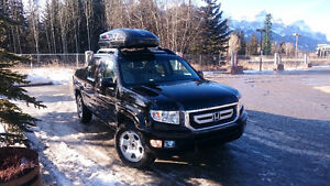 2009 Honda Ridgeline EX-L - Well Maintained, AWD, Detailed
