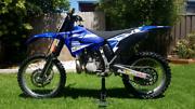 2015 Yamaha YZ250 Bendigo Bendigo City Preview
