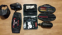 Paintball marker & Accessories