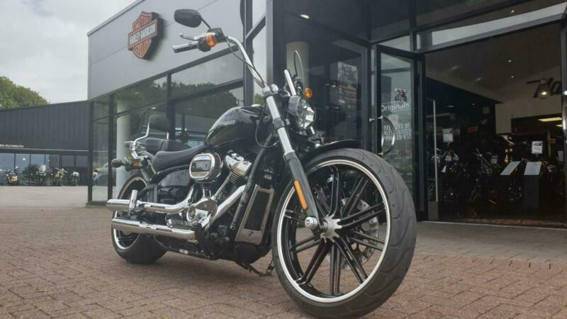 Harley-Davidson Softail 1868cc Breakout 114 ABS   in Plymouth, Devon