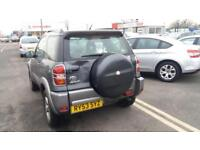 2003 53 TOYOTA RAV4 2.0 VVT-i XT3 3 DOOR.PX BARGAIN TO CLEAR,GREAT RUNNER,