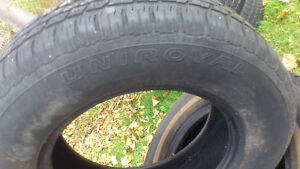 Two sets of 15 inch radial tires St. John's Newfoundland image 2