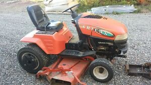 Ariens Grand Sierra 2200 Tractor with mower and blower