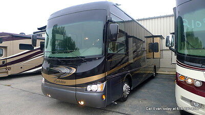 2015 Forest River Berkshire 380rb Bunkhouse Diesel Pusher Class A Motorhome Rv New Forest