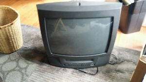 GE TV with built in VCR for sale