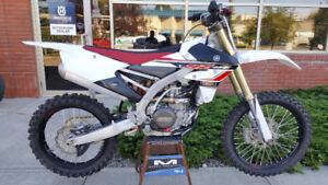2017 Yamaha YZ450F - Only 4 Hours!!