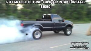 FORD POWERSTROKE DIESEL CUSTOM TUNING PACKAGE +150WHP +310TQ