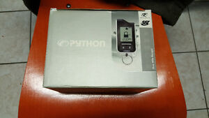 Python 991 Responder LC3 SST Security or Remote Start System