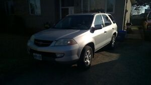 2002 Acura MDX - accepting trade for 7th gen civic