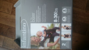 NIB Infantino Bliss baby carrier